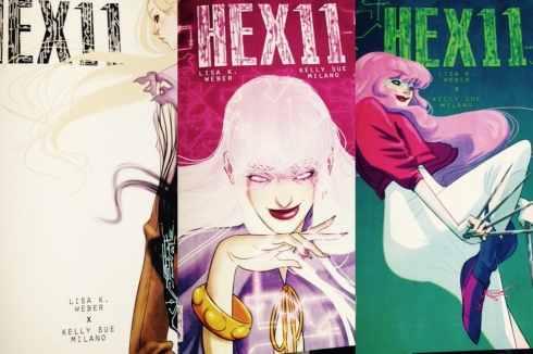 Hex11 cover art